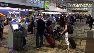 Thousands Depart Nashville After Eclipse