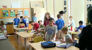 Students Recap Eclipse In Classrooms