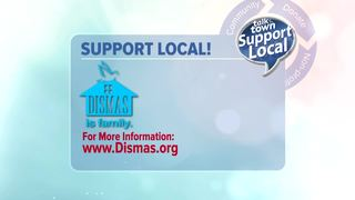 Support Local: Dismas House 09-11-17