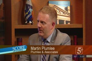SCORE on Business: Plumlee & Assoc.