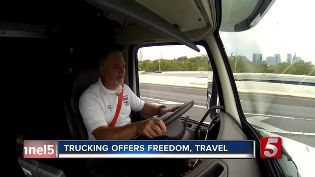 truck driver shortage stressed by hurricanes