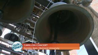 Ms. Cheap Previews Free Belmont Carillon Concert