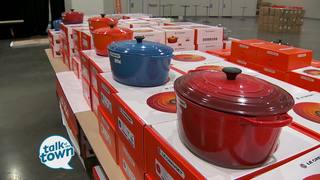 Ms. Cheap Shops LeCreuset Factory to Table Sale