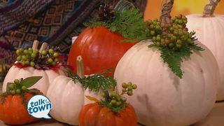 Certified Celebrator's DIY Natural Pumpkin Decor