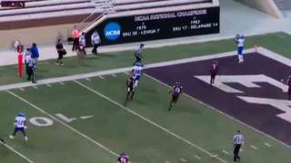 Sellers, TSU Beat Eastern Kentucky 45-21