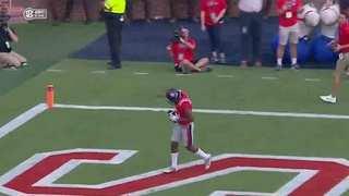 Mississippi Beats Vanderbilt 57-35
