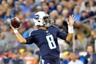 Titans QB Marcus Mariota injured against Colts