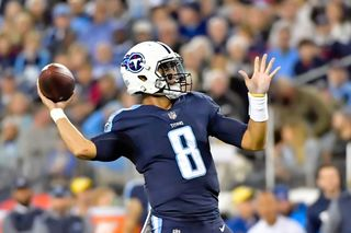 Titans Must Give Mariota Some Help