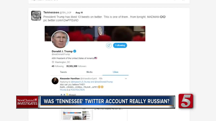 Was 'Tennessee' Twitter Account Really Russian Propaganda?