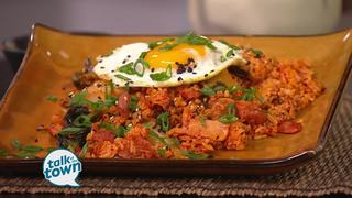 Funk Seoul Brother's Kimchi Fried Rice