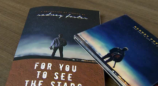 Radney Foster Releases CD, Book Together