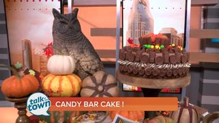 Chef's Market Tricked Out Halloween Cake