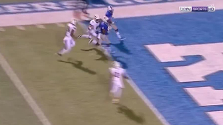 Stockstill's 3 TDs In Return Help MTSU Beat UTEP