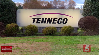 Worker Safety Questioned At Tenneco Plant