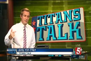 Titans Talk: Titans Beat the Ravens