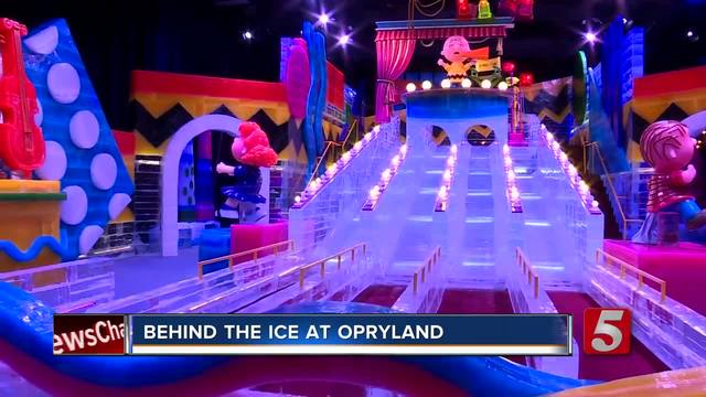 featuring a charlie brown christmas opens at gaylord opryland friday
