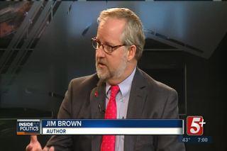 Inside Politics: Jim Brown