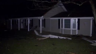 17-Year-Old Shields Sister From Storm Debris