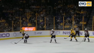 Smith's Goal, Assist Lead Preds Over Avalanche
