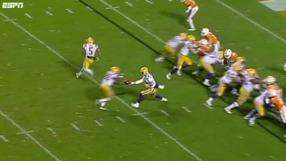 Guice, Williams Help No. 21 LSU Top Tennessee