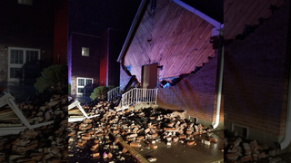 2 EF-1 Tornadoes, Damage Reported In Middle TN