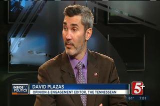 Inside Politics: David Plazas (November 17th,...