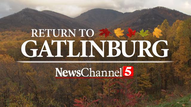 Gatlinburg Rebuilding 1 Year After Deadly Fire