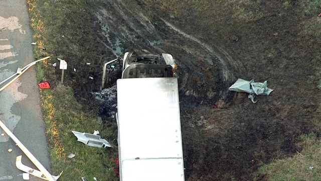 2 Killed On I-24 In Coffee County