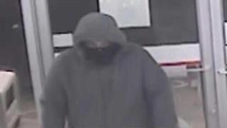 Masked Gunman Robs Nashville Gas Station