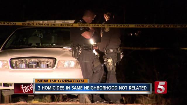 Clarksville Neighborhood Sees 3 homicides In 12 Days