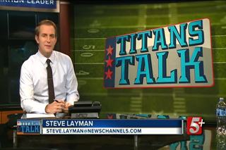 Titans Talk: Setback against Steelers