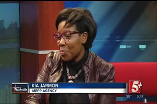 Plus Side of Nashville: Kia Jarmon