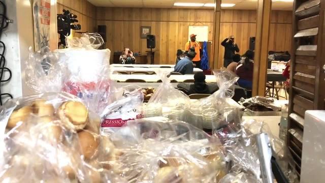 Locals Have Thanksgiving- Contemplate Edgehill Food Desert
