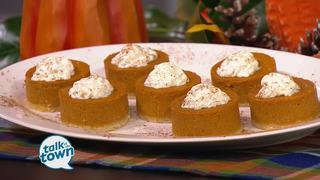 Pumpkin Pie Hacks
