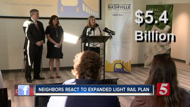 Light Rail Will Extend 2 More Miles On Charlotte