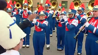 Local Band Wins 1st Place In Thanksgiving Parade