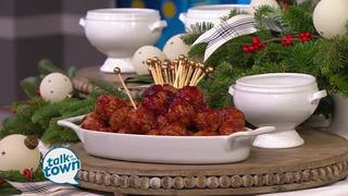 Chef's Market Cranberry Orange Glazed Meatballs