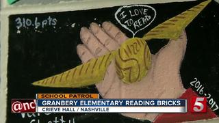 School Patrol:  Granbery Elementary Artwork
