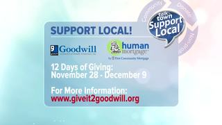 Goodwill Industries & First Community Mortgage