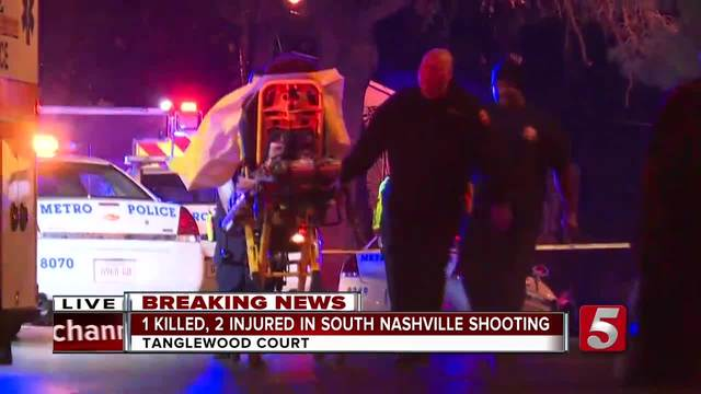 1 Killed 2 Injured In Tanglewood Court Shooting