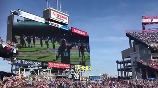 Heather Melton Honored As 12th Titan