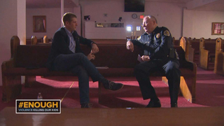 Police Build Relationships To Curb Violence
