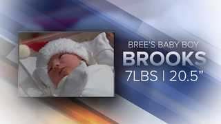 Bree Smith Gives Birth To Baby Boy