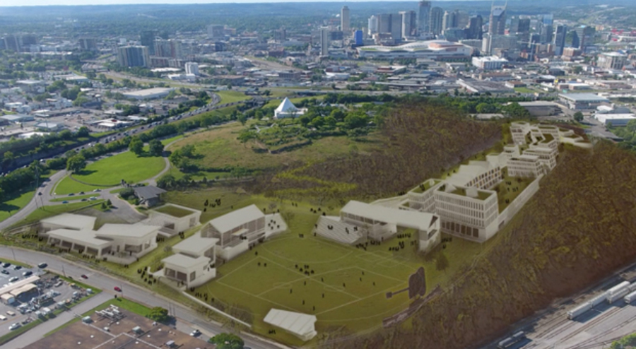 fight to save fort negley continues