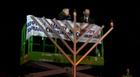 Nashvillians Celebrate Hanukkah At Menorah Light