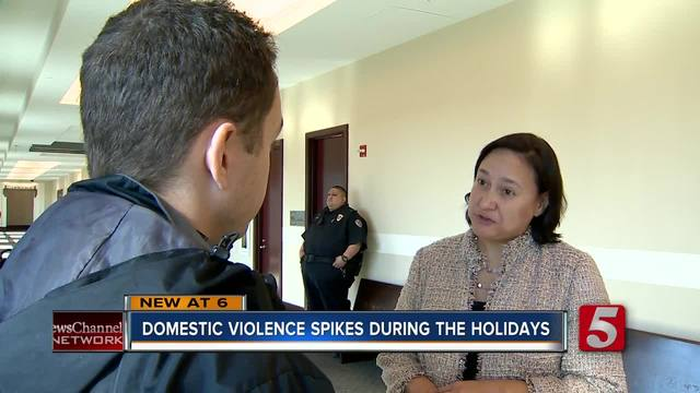 ADA- Domestic Violence Spikes Around The Holiday Season