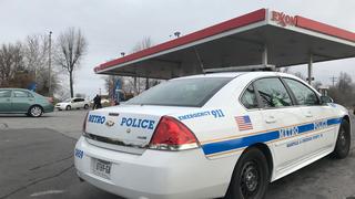 Clerk Pistol-Whipped During Antioch Robbery