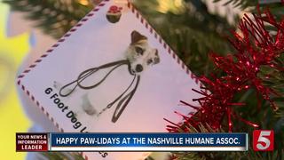 Nashville Humane Association Holiday 'Wish List'