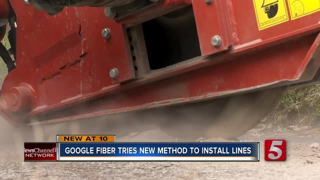 Micro-Trenching Could Solve Google Fiber Issues