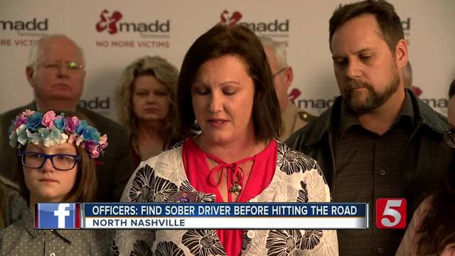 Officials Warn Of The Dangers Of Drunk Driving